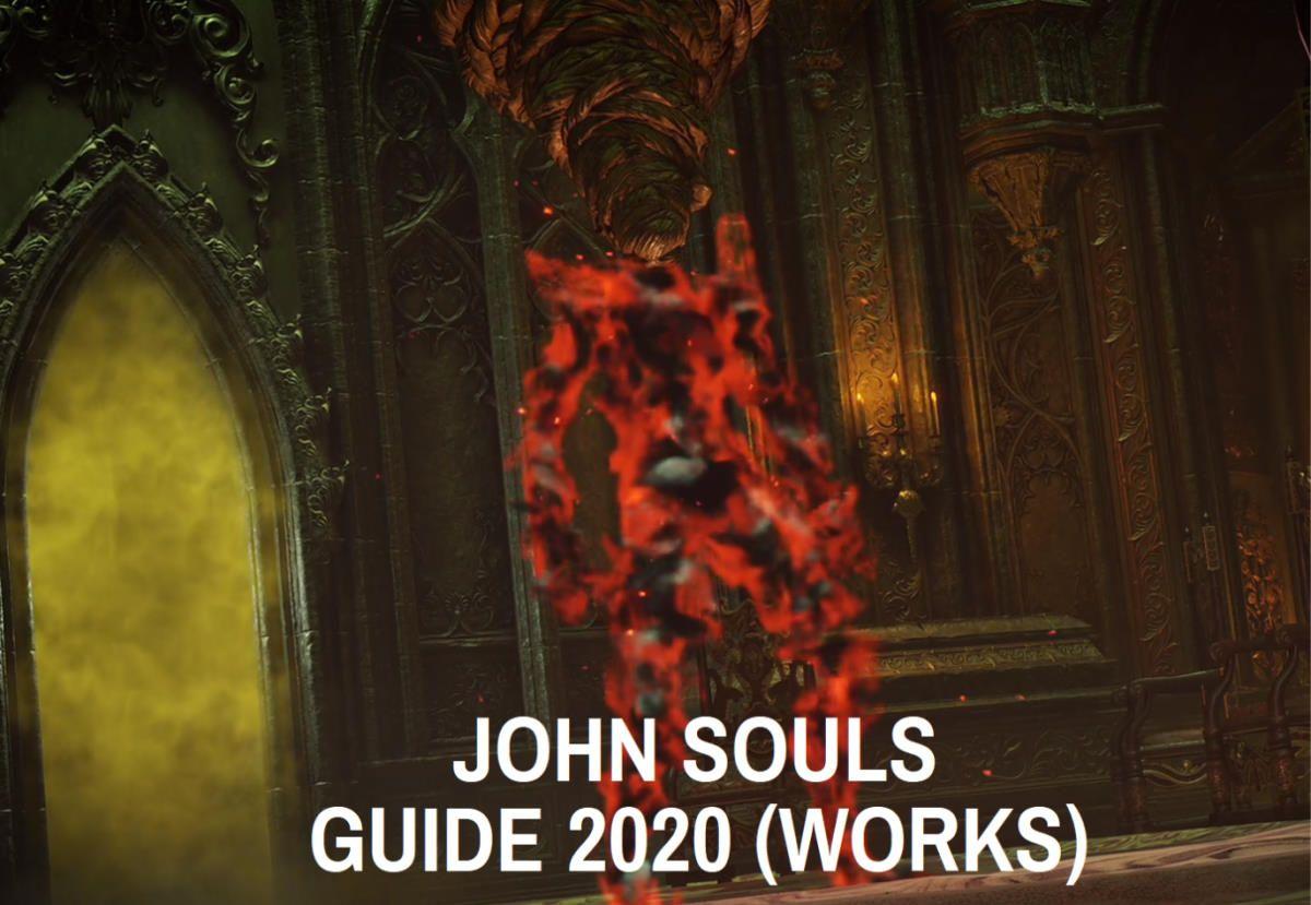 How To Beat Demon's Souls' Secret Boss: John Souls